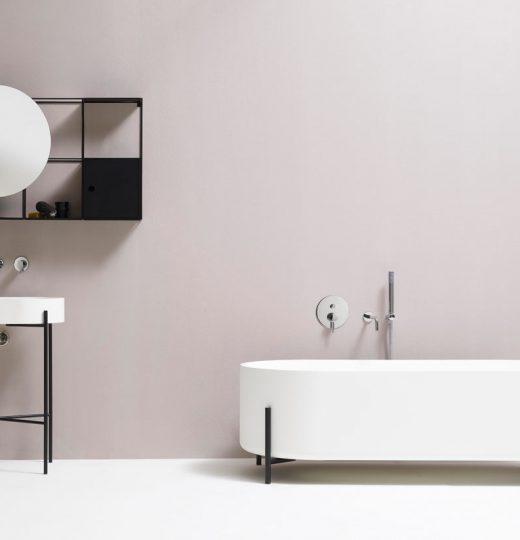 Vanny bathroom