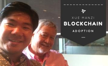 Xue Manzi Blockchain Adoption
