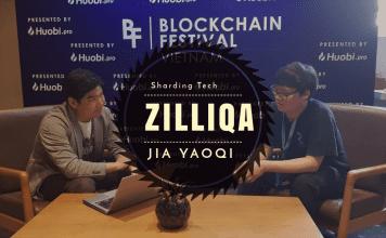Blockchain Sharding Zilliqa Huobi