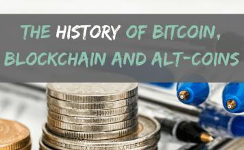 history of bitcoin blockchain altcoins ethereum