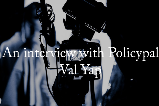 Blockchain Adoption with PolicyPal Val Yap