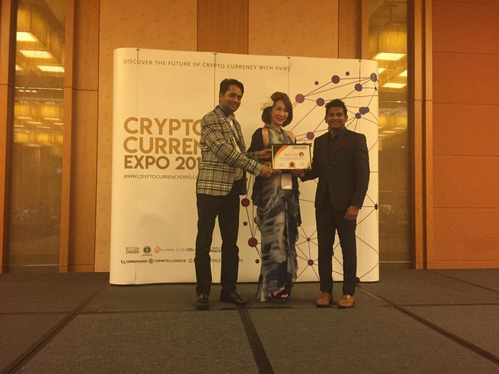 cryptocurrency expo 2018