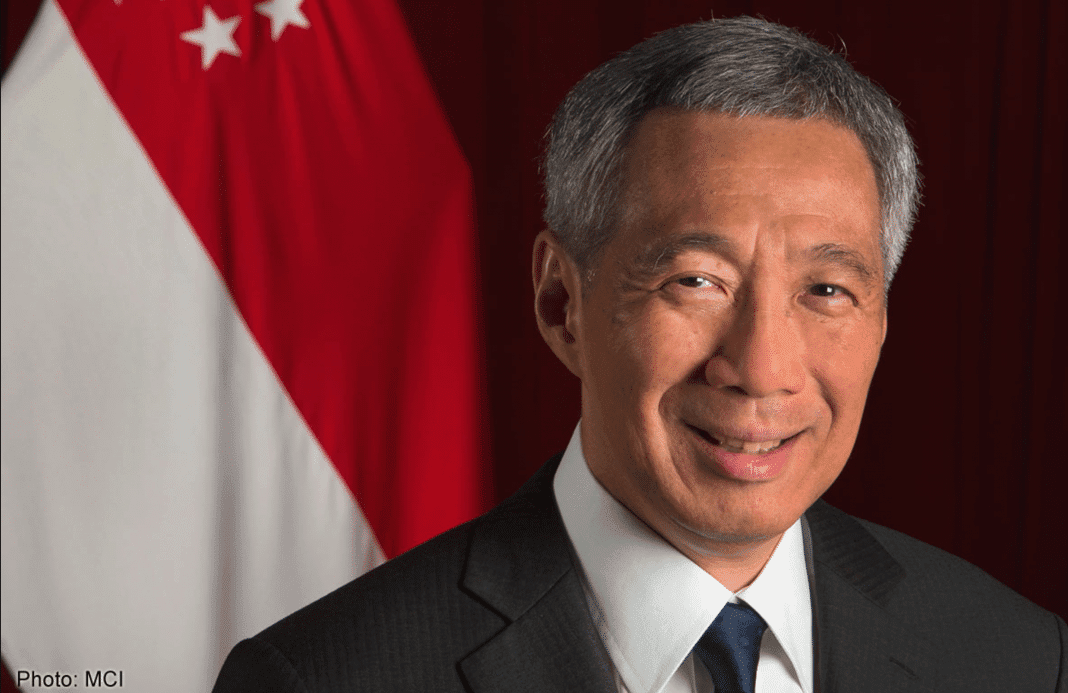 Brand it like PM Lee!