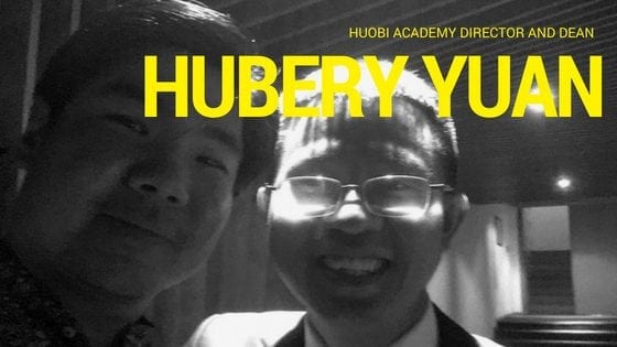 The Dean of Huobi Academy aims to spiral Blockchain Adoption. Here's How.