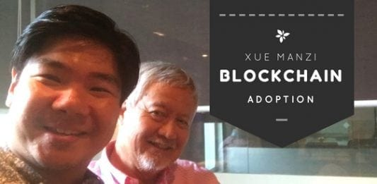 Xue Manzi Blockchain Adoption