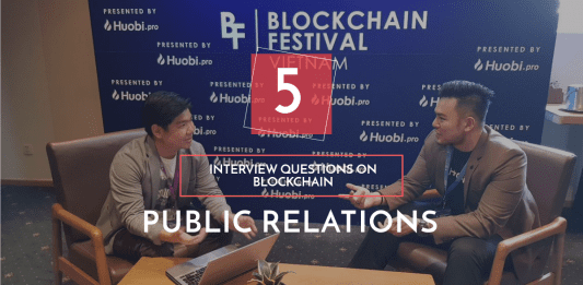 Blockchain Public Relations