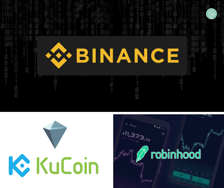 centralised crypto exchanges