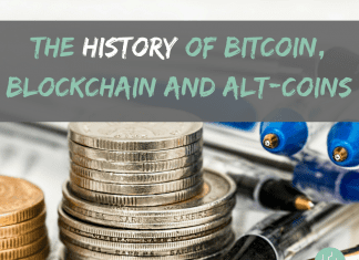 history of bitcoin blockchain altcoins ethereum